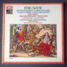 Erik Satie Genevieve de Brabant/Messe des Pauvres/solo songs
