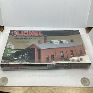 Lionel 6-12710 Engine House Kit (New - factory sealed)