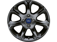 "New Genuine Ford Fiesta (2008 - 2012) -  16"" Alloy Wheel - In Panther Black"