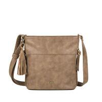 ZWEI CONNY Reißverschlusstasche Handtasche Damentasche Umhängetasche Tasche