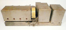 vintage * ERLA model 224 TUBE RADIO:  Untested CHASSIS w/some UPDATED CAPACITORS