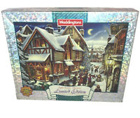 Vintage Waddingtons 1000 Piece Ltd. Edition Jigsaw - The Night Before Christmas