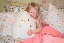New Baptism Christian Gift Toy Praying Lamb Sheep Morning & Bedtime 2 Prayers