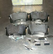 Renault Clio III Modus Rear Brake Pads Part Number 7701208416