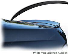 für BMW E90 Tuning Heckspoiler Lippe LACKIERT SCHWARZ Kofferraum Spoiler