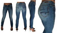 Mavi Damen skinny Jeans Lindy Gr. 28/32 stretch low rise Hose blau blue NEU