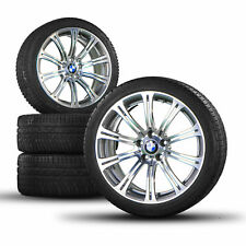 BMW 19 inch rims M3 E90 E92 E93 alloy wheels M220 M 220 winter tyres winter