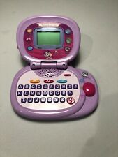 LeapFrog My Own Leaptop Laptop Toy Purple/Pink Computer Learning ABC's Music