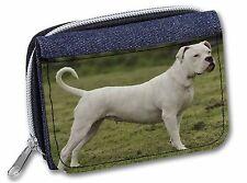 American Staffordshire Bull Terrier Dog Girls/Ladies Denim Purse Wall, AD-SBT9JW