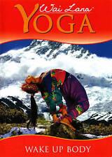 Wai Lana Yoga: Wake Up Body (DVD, 2015)