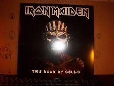 Iron Maiden Book Of Souls 3 LPS Mint Con. Rec.LP Album Vinyl(756) Mirror Finish!