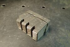 """9/16"""" -20 Ns Standard Thread Threading Chasers for Geometric 3/4""""-D Die Head"""