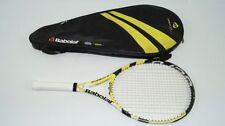BABOLAT AERO PRO DRIVE Jr. Junior Tennisschläger L1 Woofer AeroPro Racket strung