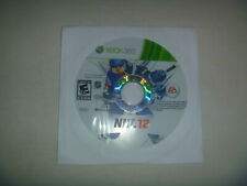 NHL 12 Hockey (2011) Microsoft XBox 360 (Game Disc Only) No Case Or Manual