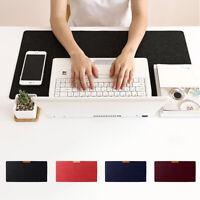 HB- Multi-Functional Large Felt Gaming Mouse Pad Desk Laptop Keyboard Mat Unique