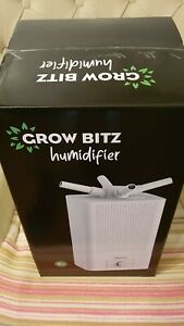 Growbitz Humidifier 11L Hydroponics Gardening Humidity Water Vapour Great Price