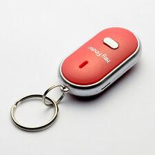 Schlüsselfinder + LED Taschenlampe Gadget Schlüssel Key Finder Anhänger Pfeifen
