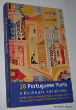 28 PORTUGUESE POETS: A Bilingual Anthology  (Portuguese/English)  Poetry