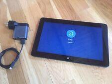 Dell Venue 11 Pro Tablet 7130 Pro Core i5 1.6Ghz 128GB SSD 4GB RAM Windows 10