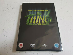 The Thing From Another World  (1951)  - DVD - New & Sealed
