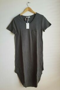3rd Story The Label Milly Dress Tee T-Shirt Dress Size XL RRP $69 - Khaki
