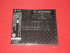 2020 PANTERA REINVENTING THE STEEL 20 TH ANNIVERSARY EDITION JAPAN 3 CD