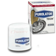 Purolator TECH Engine Oil Filter for 2017-2018 Toyota Yaris iA - Long Life gb