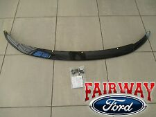 16 thru 19 Explorer OEM Genuine Ford Parts Smoke Hood Deflector Bug Shield - NEW