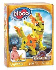 Bloco Construction Toy - Lightnix, Dragon of Light