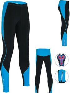 ProAthletica WomenThermal 3D GEL Padded Cycling Tights/Trousers