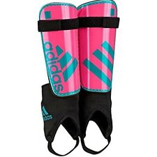 New Adidas Ghost Youth Small ShinGuard Pink Girl Soccer Hard Shield