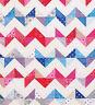 PATTERN - Nellie Hill Chevron Quilt - pieced quilt mini PATTERN - Creative Card