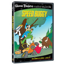 Speed Buggy The Complete Series (4 DVD Set)