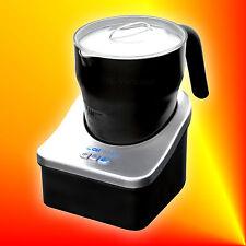 Clatronic MS 3326 Milchaufschäumer antihaftbeschichtet Heizfunktion kalt&warm