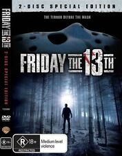 Horror Friday DVD Movies