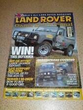 LAND ROVER OWNER INTERNATIONAL - LEGENDS - May 2001