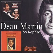 Happiness Is Dean Martin/Welcome to My World by Dean Martin (CD, Mar-2002,...