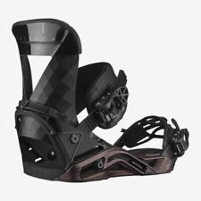 Fixations Snowboard Femme salomon Mirage Noir Taille M Échantillons 2021