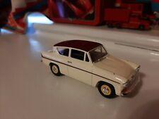 1/43 Vanguards VA 1014 Ford Anglia white/red