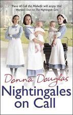 Douglas, Donna, Nightingales on Call: (Nightingales 4), Paperback, Very Good Boo
