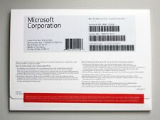 Microsoft Windows 8.1 (SB / OEM) - 64 Bit - ENGLISH incl. DVD - NEW