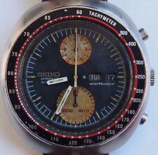 "Vintage Seiko ""UFO"" Chronograph Watch automatico 6138-0011"