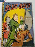 Blue Bolt Comic Book vol. 7, #7 Dec. 1946