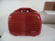 Rimowa salsa Deluxe Board equipaje Beauty Case en rojo