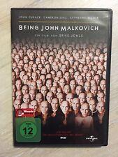 Being John Malkovich DVD