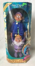 Disney Snow White and the 7 Dwarfs Dopey and Sneezy Stackable Dolls Figures 1992