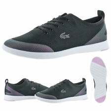 48a08547821357 Lacoste Black Athletic Shoes for Women