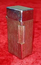 BRIQUET DE TABLE. PARKER. METAL NO. 125. PAT. APPL. FOR. U.S.A. XX SIECLE