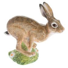 John Beswick Leaping Hare Ornament JBCA5 Wildlife Ceramic Figure