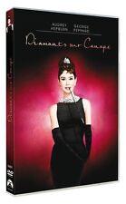 """DVD """"DIAMANTS SUR CANAPE""""-AUDREY HEPBURN-- NEUF SOUS BLISTER"""